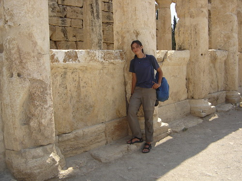 Las Ruinas en Pamukale