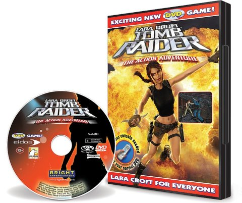 Tomb Raider - The Action Advenrture