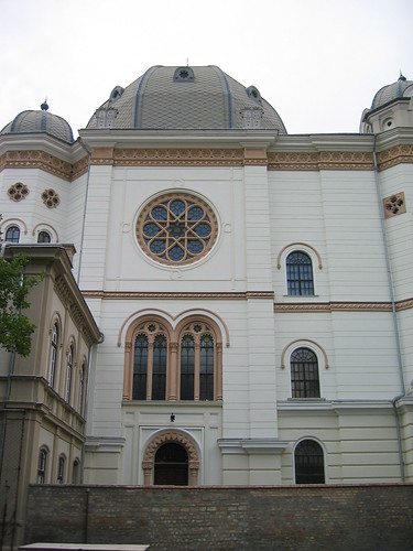 Synagogue in Gyor