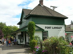 CN Fort Langley Station