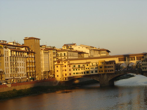puente vechio florencia