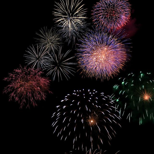 Fireworks Compilation 1