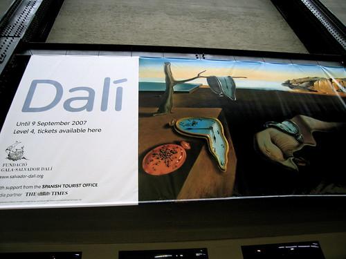 Dali at Tate Modern