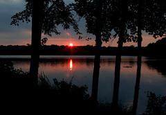 Last Light (The Wiccan) Tags: sunset nature natural reservoir naturecenter churchville photofaceoffwinner photofaceoffplatinum pfogold msh1008 msh10083