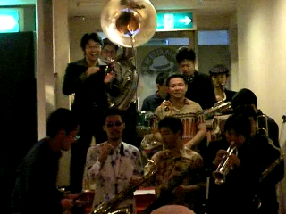 Real Brass live in HOFFMAN 07