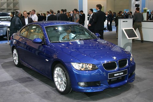 BMW 320D e92 coupe picture · BMW 320D, originally uploaded by bridgestoneiaa