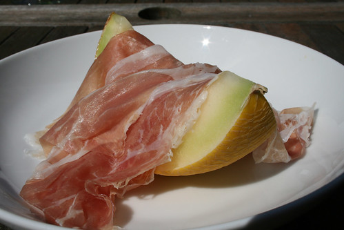 Melon and Parma Ham