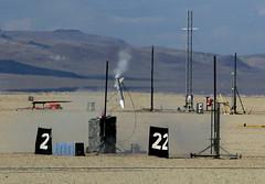 Hybrid Fuel Rocket Flop