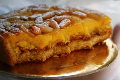 pine nut tart thing