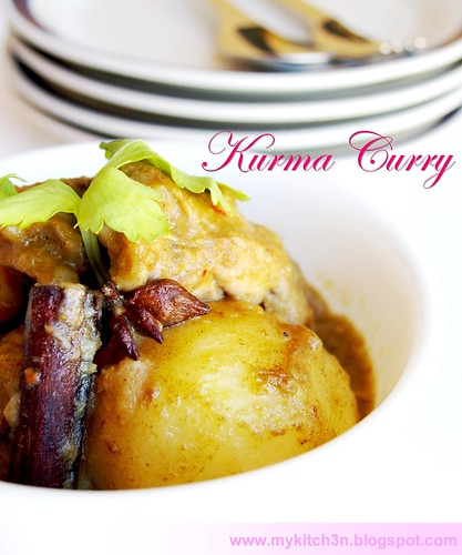Kurma Curry