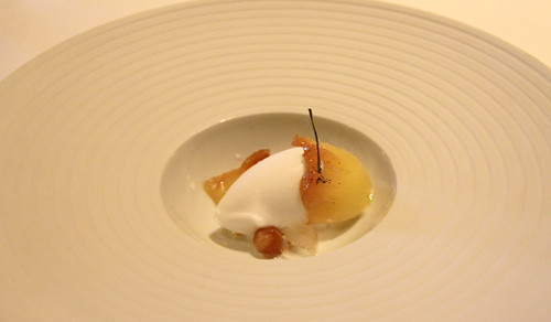 French Laundry - Coconut Milk Sherbet