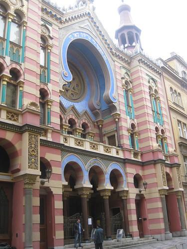 New Synagogue Prague