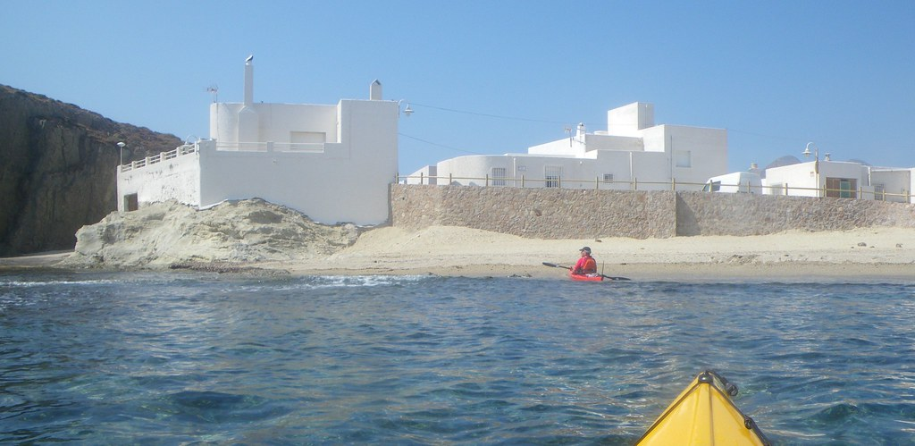 Cabo de Gata en kayak 380