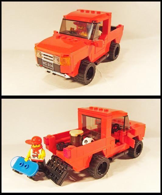 car lego jeep pickuptruck legaña sportsutilitytruck cadiblock