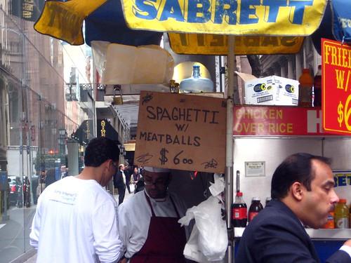 Spaghetti & Meatballs?