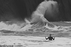 . (Paul Fenrich) Tags: morning sea white black water wales paul dawn back surf waves expression surfer sigma wave spray wash 365 sponge wedge bodyboard froth fenrich 3oomm