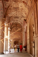 Unterwegs in Florenz