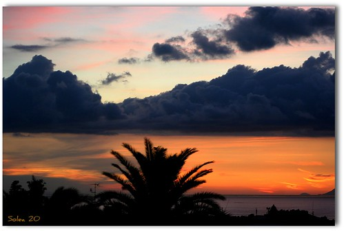Le ciel est le pain quotidien des yeux.            Ralph-Waldo Emerson