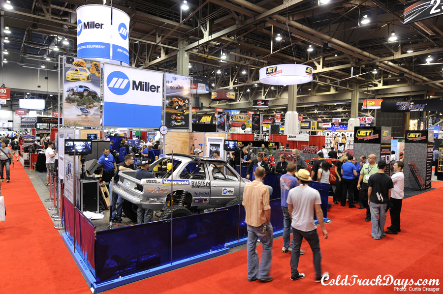 SEMA // CASWELL & THE BAJA BIMMER - DAY THREE
