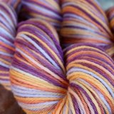 ~Sour Grapes~ Royal Merino Worsted