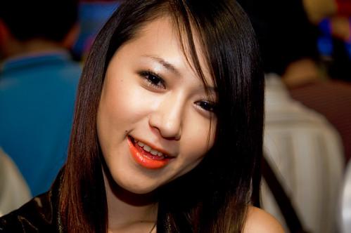 Sexy face Taiwan Girl for Sony Camera