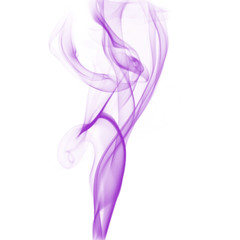 purple incense - by Flowery *L*u*z*a*