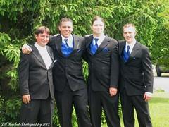 Jon and the boys