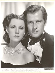 Frances Dee and Joel McCrea (le beau monde) Tags: francesdee joelmccrea