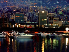 La Marina (Fadi Asmar ^AKA^ Piax) Tags: lebanon beach marina reflections project boats la searchthebest suburbs beirut liban waterfornt rabieh abigfave goldenphotographer dbayieh naccash northbeirut