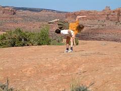 DSCF0032.jpg (nataraj_hauser / eyeDance) Tags: utah dance kilt dancing moab contactimprov