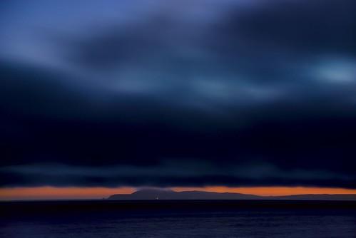 Blue Velvet Sunset
