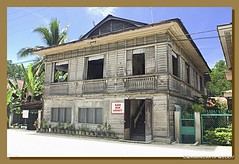 Private Ancestral House3 of Bohol. (ral_m) Tags: old house heritage philippines oldhouse bohol ancestral