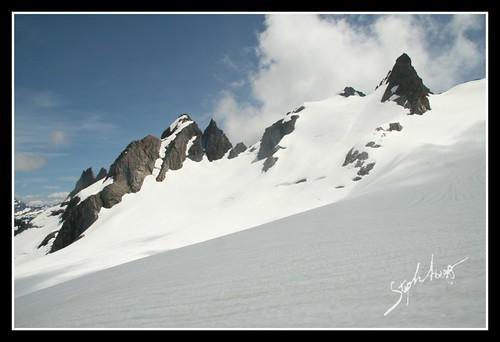 • Olympics Traverse (Valhallas, Mt. Olympus, Bailey Range, High Divide)