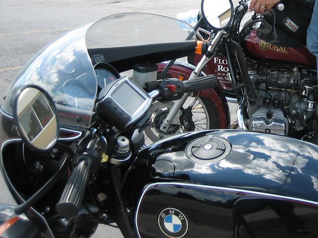 bmw 2007 airhead garmin 550 zumo veryscary r100cs