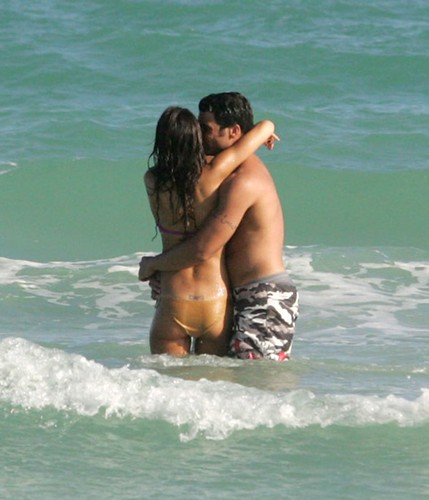 Jessica Alba and Boyfriend Cash Warren