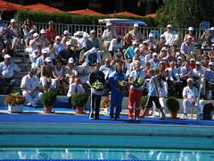 女子200m自由形 入賞者