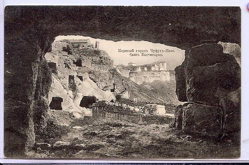 Crimea Ukraine Chufut-Kale Karaite Jewish scan1410 | Flickr ...