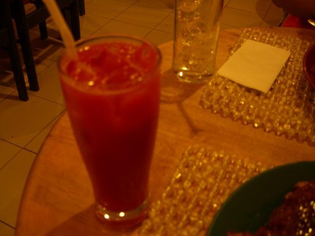 "This juice named ""Four Season"""