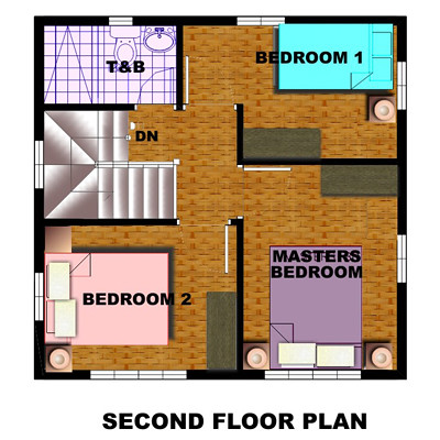 Square Meter House Plan   Square Meter House Plan - House design 80 sqm