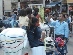 Taksim Cow under Torture