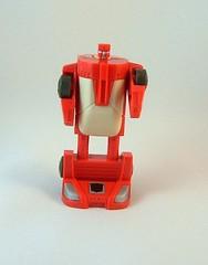 Transformers Lightspeed - modo robot (G1)