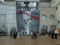 Museo del Fumetto di Angouleme, 2001