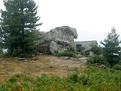 Bocca di Campu d'Occhju et l'abri de Salincaccia