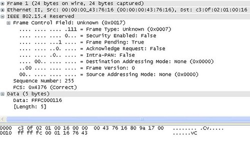 wireshark-frame