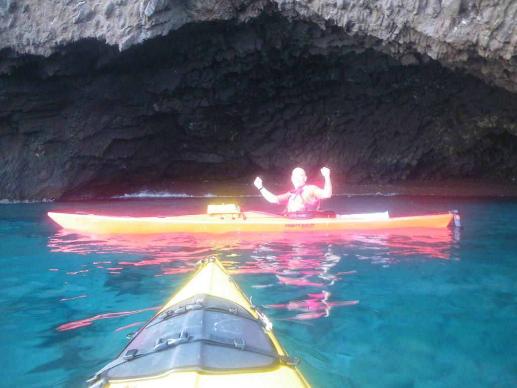 Cabo de Gata en kayak 489