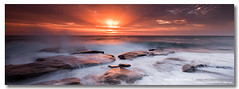 SPLASH! ([ Kane ]) Tags: sun water coast rocks wave explore qld queensland noosa splash frontpage caloundra pointcartwright kanegledhill pointarkwright