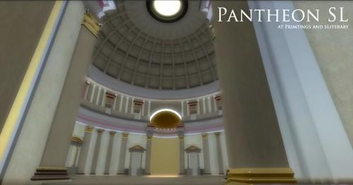 Pantheon SL Teaser