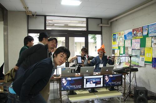 WordCamp Nagoya + 懇親会