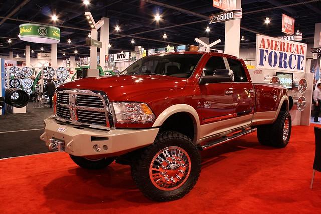 truck offroad pickup special dodge trucks mopar sema custom ram edition 2010 3500 dually