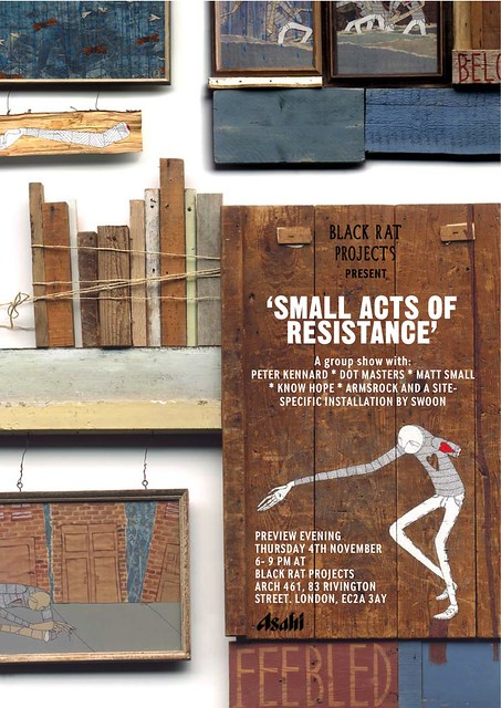 Small Acts of Resistance by this is limbo